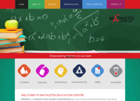 mathletes.co.za
