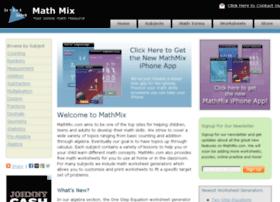 mathmix.com