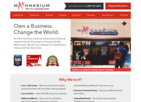 mathnasiumfranchise.com