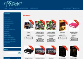 mathom-store.com
