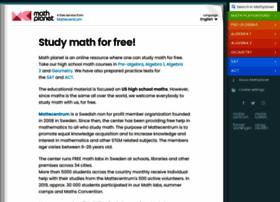 mathplanet.com