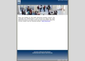 mathpractice.umb.edu