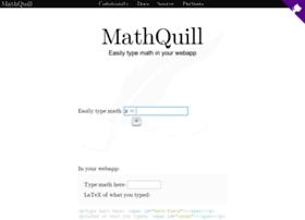 mathquill.com