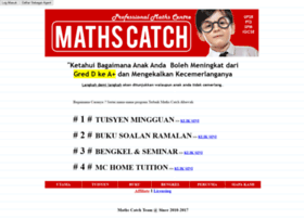 maths-catch.com