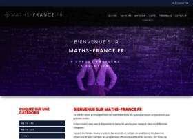 maths-france.fr