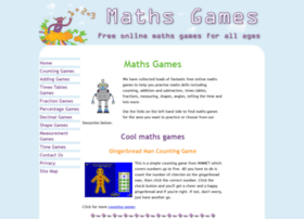 maths-games.org