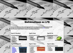 maths-lfb.fr