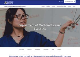 maths.uwa.edu.au