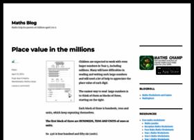 mathsblog.co.uk