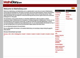 mathsdiary.com