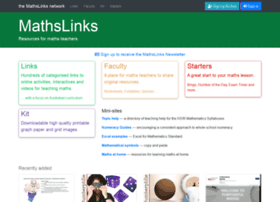 mathslinks.net