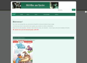 mathslycee.fr