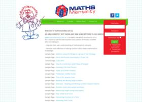 mathsmentality.com.au