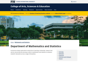 mathstat.fiu.edu