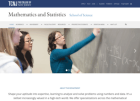 mathstat.tcnj.edu