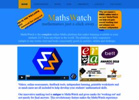 mathswatch.co.uk