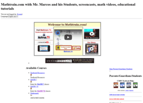 mathtrain.com