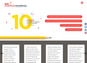 mathusacademy.com