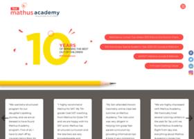 mathusacademy.org