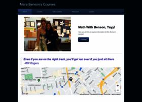 mathwithbenson.weebly.com