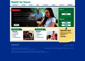 mathxlforschool.com