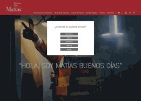 matiasbuenosdias.com