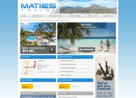 matiestravel.co.za