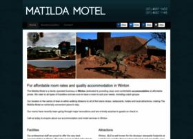 matildamotel.com.au