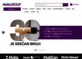 dating site online namestaj matis Portanova je jedini regionalni trgovački centar u istočnoj hrvatskoj prema međunarodnim standardima trgovačkih centara portanova je novo i najuzbudljivije trgovačko odrediš.