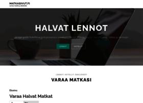 matkasivut.fi