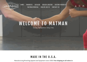 matmanwrestling.com