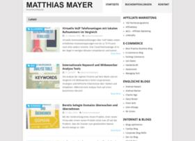 matmayer.de
