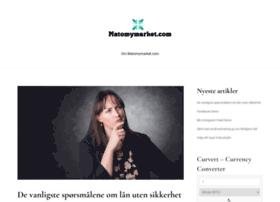 matomymarket.com
