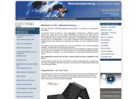 matratzenberatung.com