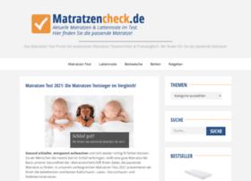 matratzencheck.de