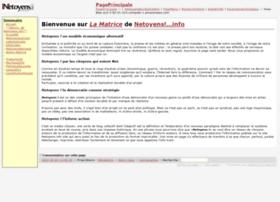 matrice.netoyens.info