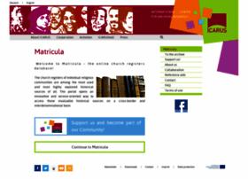 matricula-online.eu