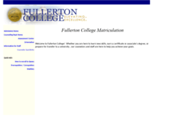 matriculation.fullcoll.edu