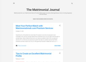 matrimonial-vivah.blogspot.in