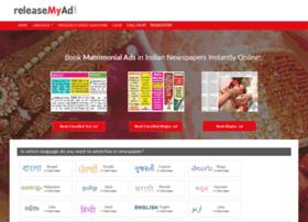 matrimonial.releasemyad.com