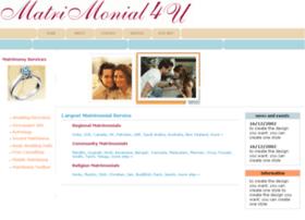 matrimonial4u.com