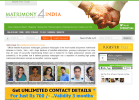 matrimony4indya.com