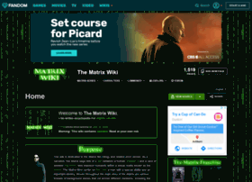 matrix.wikia.com