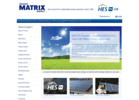matrixenergy.ca