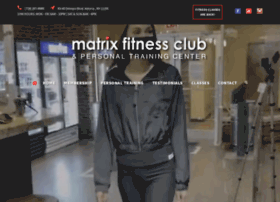 matrixfitnessclub.com