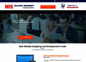 matrixinfosoft.com