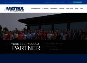 matrixintegration.com