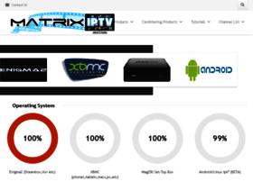 matrixiptv.com