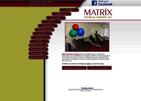 matrixphysicaltherapy.com