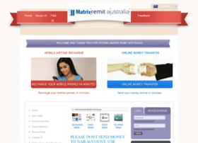matrixremit.com.au